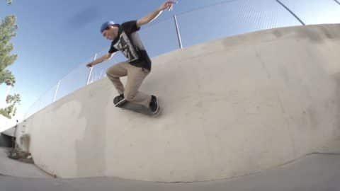 Davis Torgerson : See past their walls - REAL Skateboards