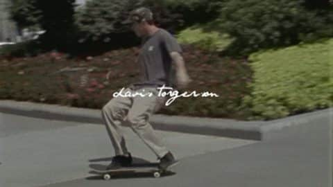 Davis Torgerson, Substance (Full Part) | TransWorld SKATEboarding