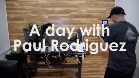 Day In The Life with Paul Rodriguez | Paul Rodriguez