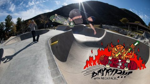 DayRip with NECKFACE: Lake Elsinore | ThrasherMagazine