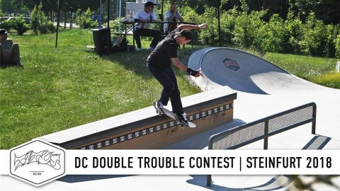 DC Double Trouble | Team-Contest im Skatepark Steinfurt 2018 | Titus Münster - Titus