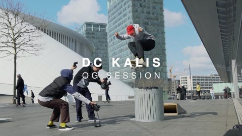 DC Kalis - OG Session | Skarph8