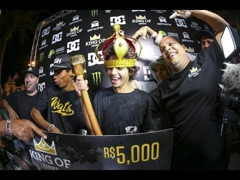 DC King Of Series 2017 - Praça das Águas (Campinas - SP) - CemporcentoSKATE