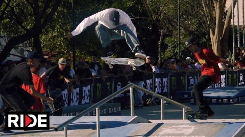 DC King of Series 2017 - São Paulo, Brazil - RIDE Channel