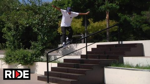 DC SHOES: Daniele Galli / Kevin Duman - What's For Lunch? - RIDE Channel