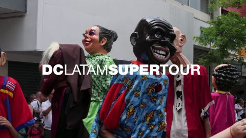DC SHOES: DC LATAM SUPER TOUR TEASER - DC Shoes