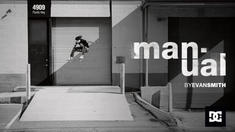 DC SHOES : EVAN SMITH MANUAL RTS | DC Shoes