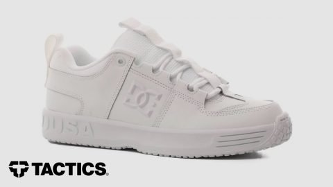 DC Shoes Lynx OG Skate Shoes Review -  Tactics | Tactics Boardshop