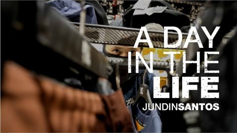 DC SHOES PH: A DAY IN THE LIFE - JUNDIN SANTOS | DC Shoes Philippines