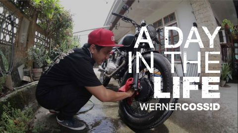 DC SHOES PH: A DAY IN THE LIFE - WERNER COSSID | DC Shoes Philippines
