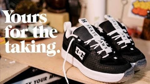 DC SHOES : SKATE JAWN - YOURS FOR THE TAKING | DC Shoes