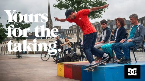 DC SHOES : SKATE URBANISM - CREATING THE CITY OF THE FUTURE feat. LEO VALLS | DC Shoes