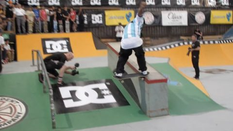 DC SHOES | SUPERTOUR ARGENTINA DEMO | Skuff Skate