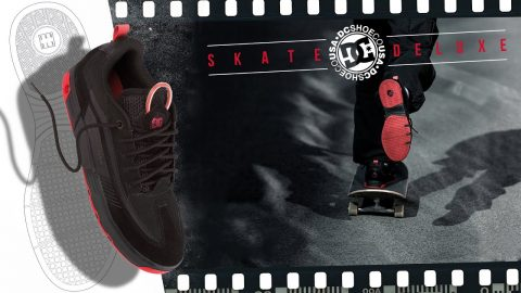 DC x skatedeluxe Collection |This is our joined Legacy | skatedeluxe