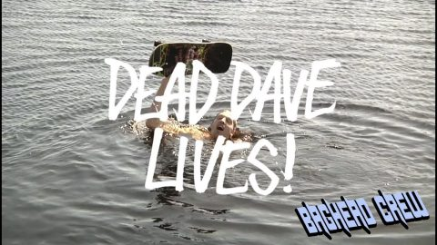 """""""DEAD DAVE LIVES!"""" VIDEO BY BAGHEAD CREW 