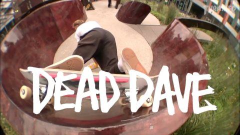 "DEAD DAVE'S HEROIN SKATEBOARDS ""EARTH GOBLIN"" PART!! 