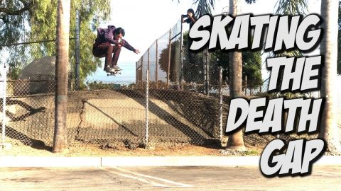 DEATH GAP SKATED AND MUCH MORE !!! - NKA VIDS - - Nka Vids Skateboarding