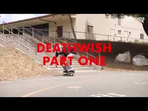 Deathwish Part One - Trailer #1 - Deathwish Skateboards