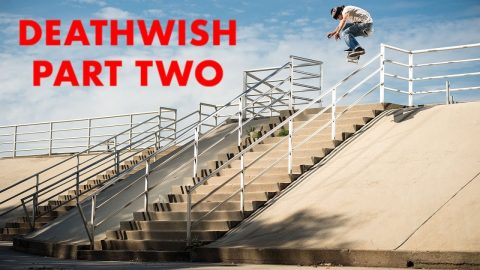 Deathwish Part Two: Lizard King & Jon Dickson | Deathwish Skateboards