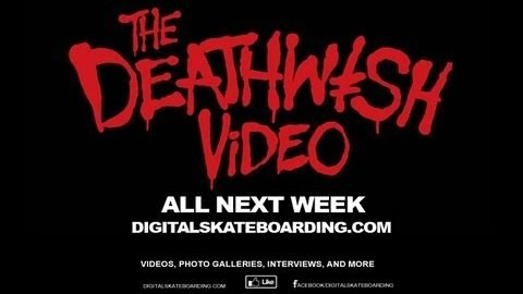 Deathwish Week Teaser Lizard King - Digital Skateboarding - DENNIS MARTIN