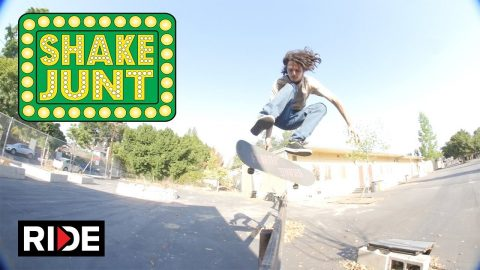 Dee Ostrander Ride Or Die - Shake Junt | RIDE Channel