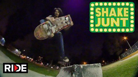 Dee Ostrander Ride Or Die - Shake Junt - RIDE Channel