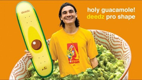 deedz custom pro shape | enjoi skateboards didrik galasso | enjoi