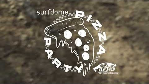 Delside Pizza Party | Surfdome