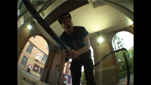 DEMPSEY - Not The New Drug Store Video | Five eyes Skateboarding