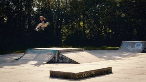 Dennis Busenitz – Long Time No See, Munich - SOLO Skateboard Magazine
