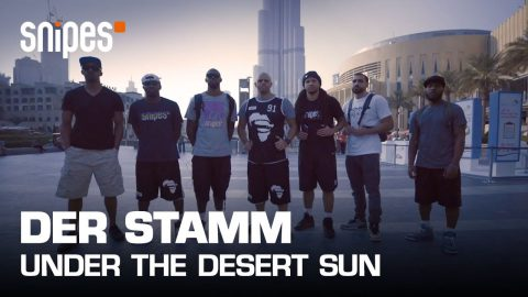 Der Stamm under the desert sun | SNIPES