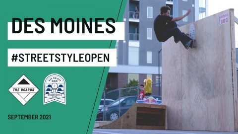 Des Moines Streetstyle Open Presented by Jethro's BBQ | TheBoardr