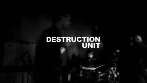 Destruction Unit Bootleg Disinfect/Proper Decay 8-25-17 - FORMER