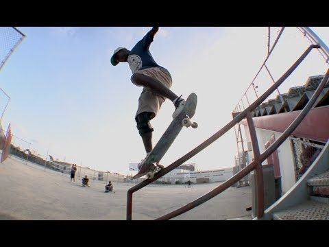 Devon Bobalek bs Nose Grind Raw Uncut - E. Clavel