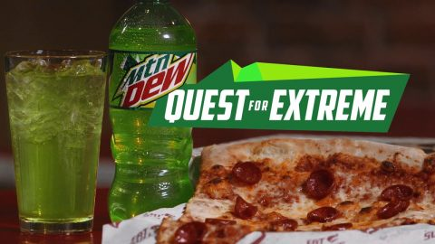 DEW Quest for Extreme   Fat Sully's Pizza   Mountain Dew