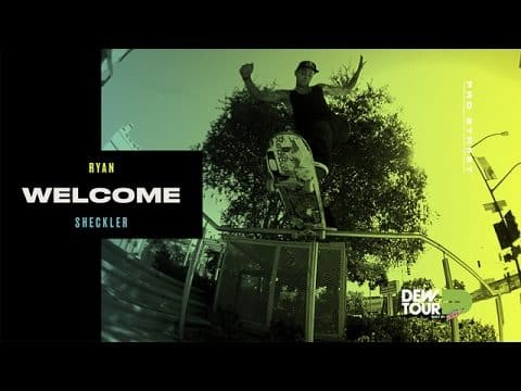 Dew Tour 2017 Pro Street Welcomes Ryan Sheckler - Dew Tour