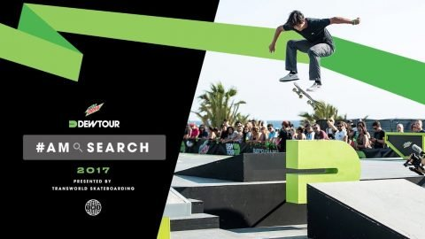 Dew Tour Am Series Barcelona Recap Video - Dew Tour