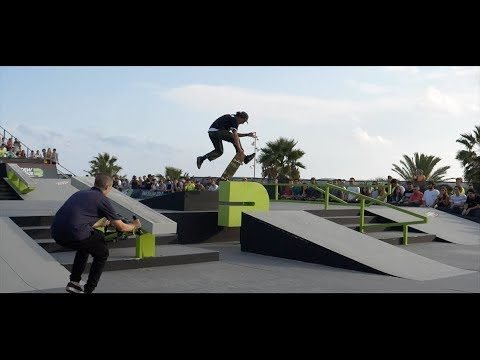 Dew Tour Bootcamp 2017 Barcelona Port Olímpic - elpatincom
