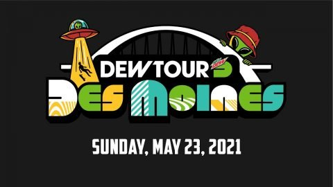 Dew Tour Des Moines 2021 - Men's and Women's Adaptive Street and Park Skateboarding Finals | Day 5 | Dew Tour