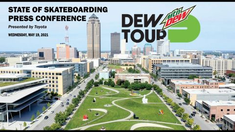 Dew Tour Press Conference: State of Skateboarding, presented by Toyota | Dew Tour