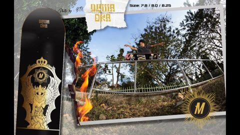 Dewa Oka - One time Paradise | MotionSk8