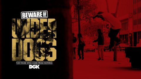 DGK - Beware of the Underdogs - DGK