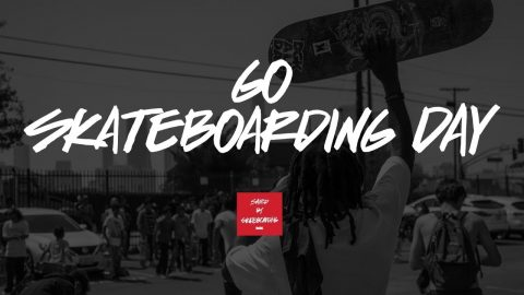 DGK - Go Skateboarding Day - Saved by Skateboarding | DGK