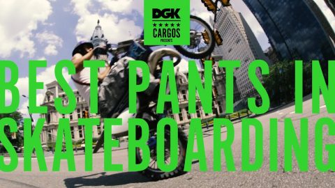 DGK - The Best Pants in Skateboarding | DGK