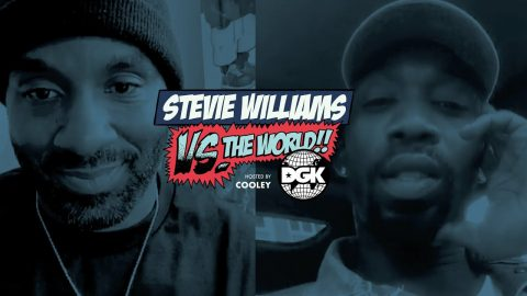 DGK - Vs The World - Stevie Williams | DGK