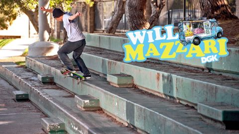DGK - Will Mazzari Treats | DGK
