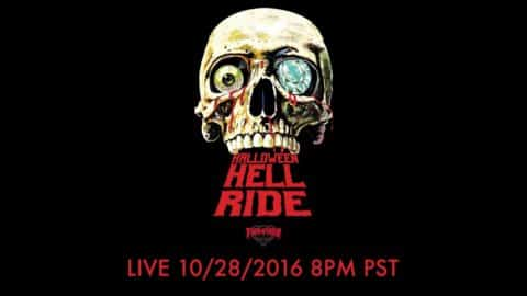 Diamond Supply Co. x Thrasher Halloween Hellride 5 | LIVE Skateboarding - Diamond Supply