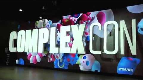 Diamond X ComplexCon | Diamond Supply