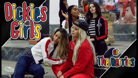Dickies Girls Skate Jam at The Berrics | The Berrics