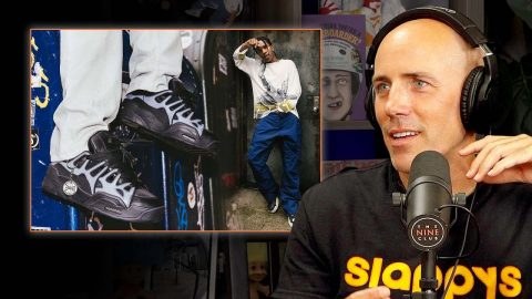 Did ASAP Rocky's Under Armour Shoe Rip Off The D3 Shoe? Dave Mayhew Clarifies Everything | Nine Club Highlights